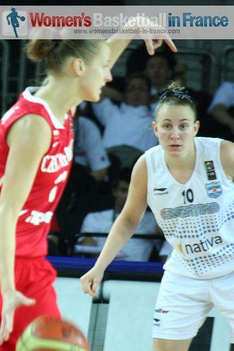 Katerina Elhotova ©  womensbasketball-in-france.com
