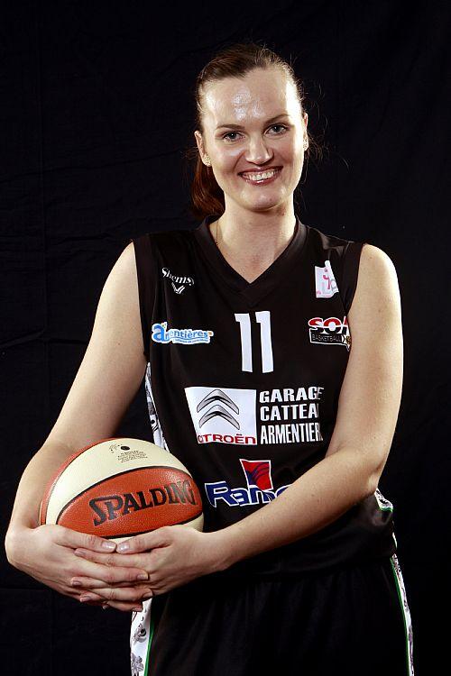 Kateryna Pilyasehnko   © LFB