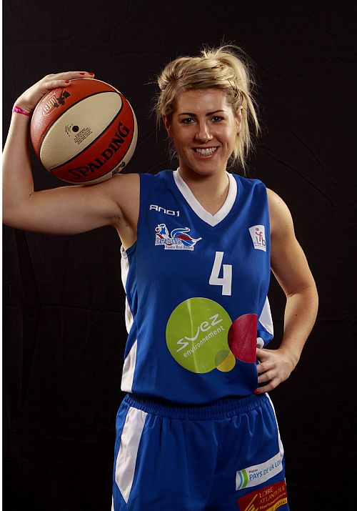Kathleen MacLeod   © Ligue Féminine de Basket