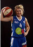 Kathleen MacLeod © Ligue Féminine de Basketball
