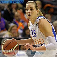 Katie Douglas  © FIBA Europe