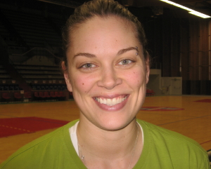 Kristen Mann © womensbasketball-in-france