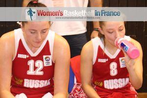 Ksenia Tikhonenko and Anastasia Pasynkova