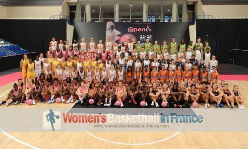2012: Open LFB team picture