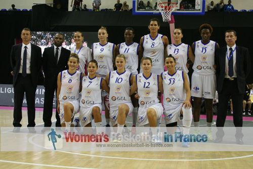 2014 French Basketball Champions - Lattes Montpellier