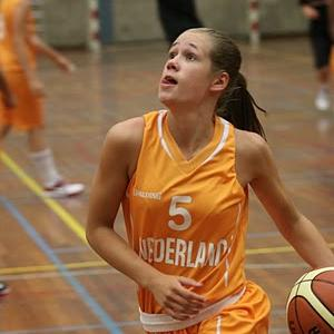 Laura Cornelius  © iBasketball.nl