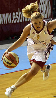 Laurie Datchy © FIBA Europe