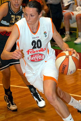 Laura Macchi © FIBA Europe
