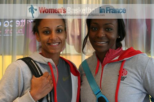 Lenae Williams and Olayinka Sanni