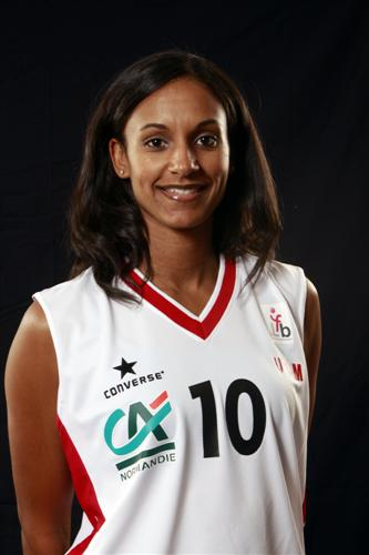 Lenae Williams   © Ligue Féminine de Basket