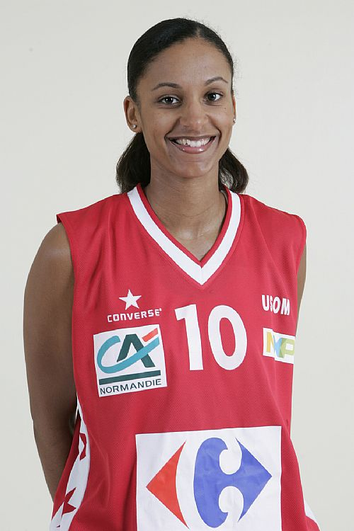 Lenae Williams © Ligue Féminine de BasketBall