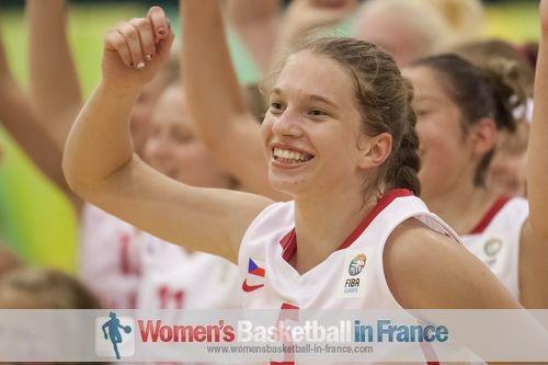 Lenka Soukalová © FIBA  Europe  Cosmin Motei