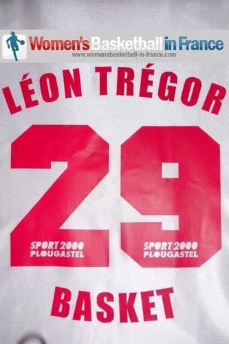 Léon Trégor Basket 29 jersey ©  Léon Trégor Basket 29