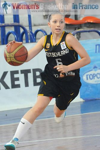 Levke Brodersen © FIBA Europe