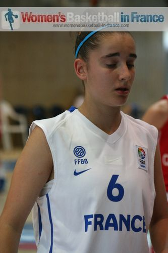 Lisa Berkani © womensbasketball-in-france.com