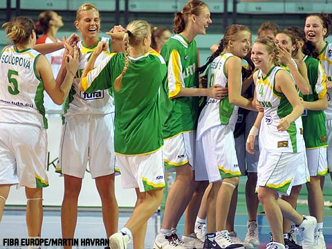 Lithuania in final