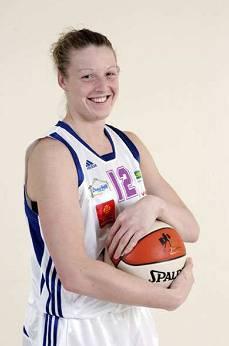 Liz Moeggenberg ©Ligue Féminine de BasketBall