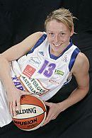Liz Moeggenberg © Ligue Féminine de BasketBall