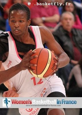 Mame-Marie Sy-Diop  © basketfly.fr