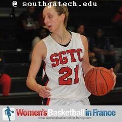 Manon Cherubin © southgatech.edu