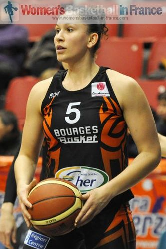 Margaux Galliou-Loko © womensbasketball-in-france.com