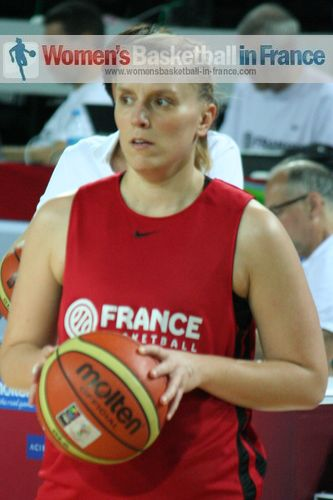 Marion Laborde © womensbasketball-in-france.com