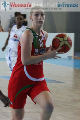 Maryia Papova © womensbasketball-in-france.com