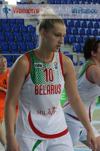 Maryia Papova  © womenbasketball-in-france.com