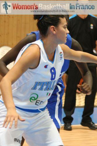 Marzia Tagliamento © womensbasketball-in-france.com
