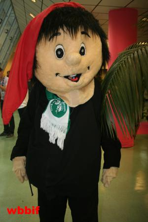 Challes-Eaux Mascot  ©womensbasketball-in-france.com