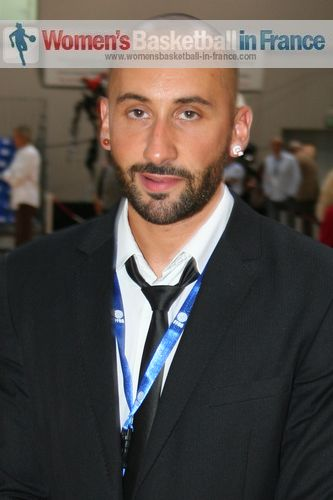 Matthieu Chauvet  ©  womensbasketball-in-france.com