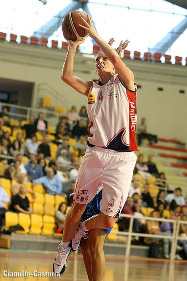 Megan Mahoney  © FIBA Europe