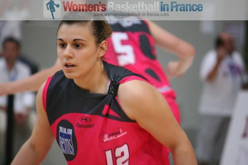 Mélissa Micaletto  © womensbasketball-in-france.com