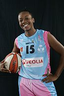Mia Fisher © Ligue Féminine de BasketBall