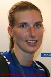 Michele Van Gorp ©womensbasketball-in-france