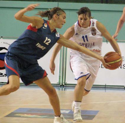 Allison Vernerey and Milana Zivadinovic
