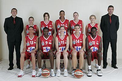 USO Mondeville 2007-2008