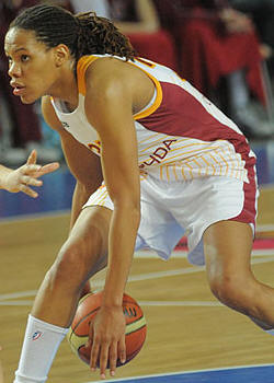 Monique Currie © FIBA Europe