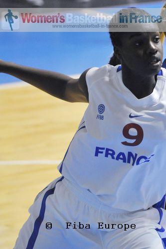 Mousdandy Djaldi-Tabdi  © FIBA EUROPE / Michele Gregolin