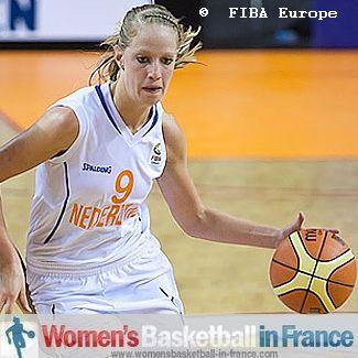 Myrthe Beld © FIBA Europe
