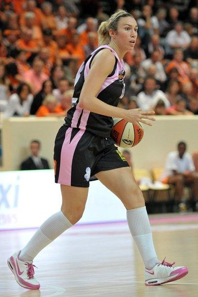 Nadia Peruch-Niang at the Open LFB 2009 © LFB
