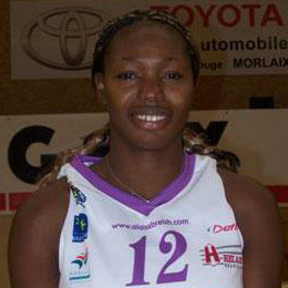 Naignouma Coulibaly © Pleyber-Christ Basketball Club