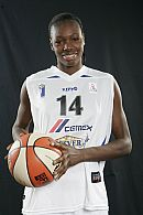 Naignouma Coulibaly  © Ligue Féminine de Basket