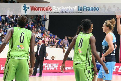 Nantes-Rezé win at 2013 Open LFB