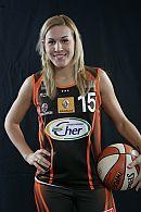 Nora Bujdoso © Ligue Féminine de BasketBall