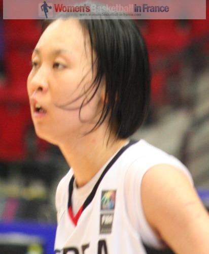 Ha Yeon Beon  © womensbasketball-in-france.com