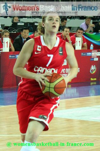 Courtnay Pilypaitis ©  womensbasketball-in-france.com