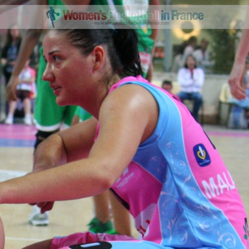 Olesia Malashenko © womensbasketballl-in-france