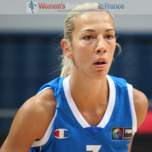 Olga Chatzinikolaou  © womensbasketball-in-france
