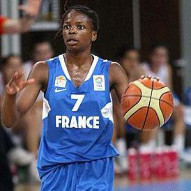 Olivia Epoupa © FIBA Europe
